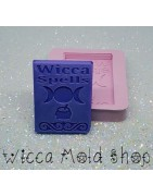 Moldes Libros Wicca